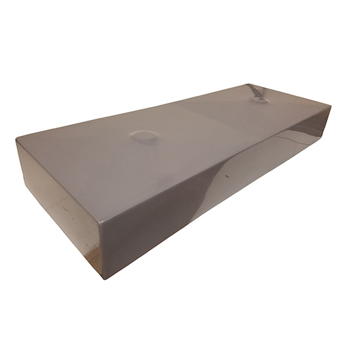"34"" x 13"" x 5""  Dual Drain Rectangle Sink Mold"