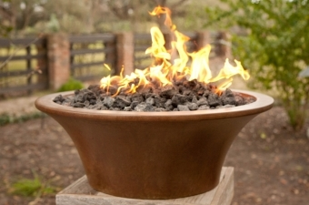"26"" Granada Fire Bowl INNER Mold"