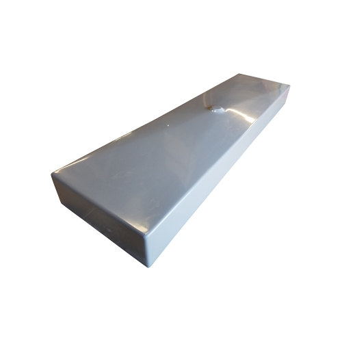 "48"" Rectangle Single Drain Trough Sink Mold"