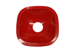 "Square Vessel ""B"" Hat Sink Mold"
