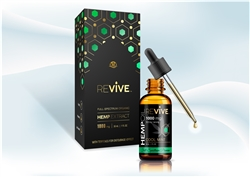Revive Hemp Oil Extract - 1000mg - 30 ml - Cool Mint