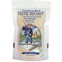 Selina Naturally - Celtic Sea Salt - Grey: 8 oz bag