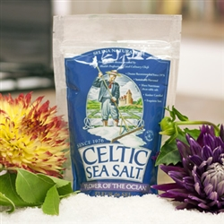 Selina Naturally - Fleur de Sel Sea Salt (1/2 lb) - Flower of the Ocean