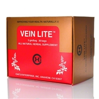 Chi's Enterprise Vein Lite tea, Vein Lite tea, Chi's Enterprise