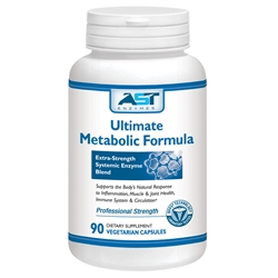AST Enzymes - Ultimate Metabolic Formula (Previously Exclzyme-2AF) - 90 Caps
