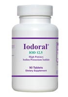 Optimox Iodoral 12.5mg 90 Tablets