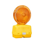 LED Flashing Light, Type A flashing light for nighttime use