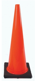 36� Traffic Cone for Retractable Belt Barrier