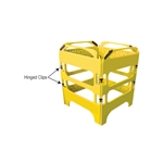 Safegate Manhole Guard Replacement Hinged Clip