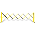 FlexMaster Yellow 11.5' ft. Barricades (Plastic)