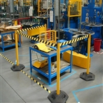 Tensabarrier 886 Heavy Duty Facility Stanchion