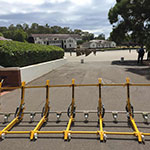Portable Vehicle Barrier MVB2 - Mifram