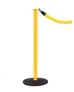 Professional Traditional Rope Stanchion - Safety