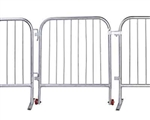 Crowd Control Steel Barricade Gate Pedestrian Access