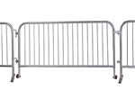 Classic Crowd Control Steel Barricade Gate Vehicle Access