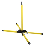 "Receiver Stand for SM6500 - ""Retracta-Belt"" 65' ft. Belt Barrier"