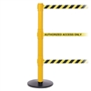 SafetyPRO 250 Triple - triple 11' ft. belt barrier.