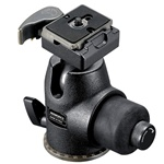 Manfrotto 468MGRC2 Hydrostat Ball Head with Plate