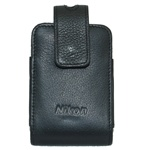 Nikon Leather Case for Coolpix S-Series Cameras