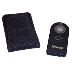 Nikon Wireless Remote ML-L3 for select D SLRs