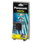 Panasonic Palmcorder Lithium ION Battery  CGA-DU21A/1B