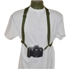 Ezee Camera Strap Deluxe Harness Green