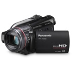 Panasonic SDC-HS300 CAMCORDR 3MOS Black  80GB+SD