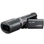 Panasonic HDC-SDT750 3D High Definition 3MOS Camcorder Black       SD slot 12X 3D BLK  2010