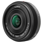 Panasonic LUMIX G 14mm F2.5  MicroFourThirds Lens
