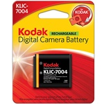 KODAK LI-ION DC Battery KLIC-7004
