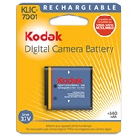 KODAK LI-ION Battery KLIC-7001 / AMGAR