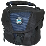 M-Rock OZARK Camera Bag  #505  Black/Dark Blue