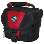 M-Rock OZARK Camera Bag #505  Black/Red