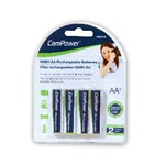 Optex AA 4 Pack 2500 mAh Batteries