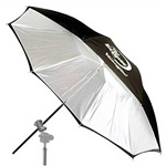 Photo Genic Eclipse With Internal White Satin 32 inch umbrella
