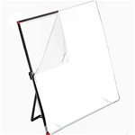 LitePanel Fabric Translucent 39 in x72 in