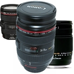 Renting Various lenses for Canon Digital SLR cameras