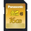 Panasonic 16GB SDHC CARD 20MB/s SPEED CLASS 6-2007