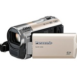 Panasonic Camcorder SDR-S50 Champagne