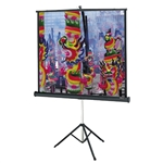 Da-LiteVesatol 84 x 84 inches Matt white tripod Screen