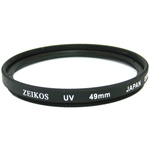 Zeikos 49mm UV filter (glass)