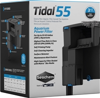 "Seachem  Tidalâ""¢ 55 Hang Over Tank Filter"