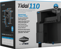 "Seachem  Tidalâ""¢ 110 Hang Over Tank Filter"