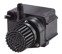 Little Giant Submersible Pond Pump PE-2F-PW, item # 566611