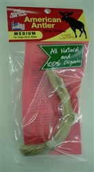 American Antler Dog Chew Medium - Dogs 20-40 Lbs