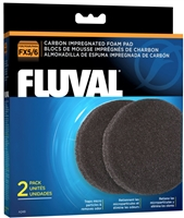 Fluval FX5/FX6 Carbon Foam Pad 2 pack A249