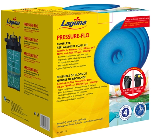 Laguna Pressure Flo Foam for PT1504/1727, PT1737