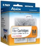 Aqueon Filter Cartridge Medium 6 PACK