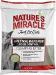 Nature's Miracle Intense Defense Clumping Litter 20lb