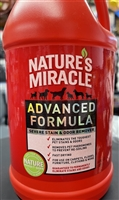 Nature's Miracle Advanced Stain Odor Remover 64 oz